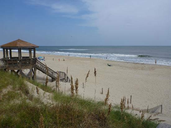 Exceptional Beach For The Corolla Light Resort Great Pictures