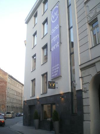 VV Hotel Brno (Rep. Tchèque)
