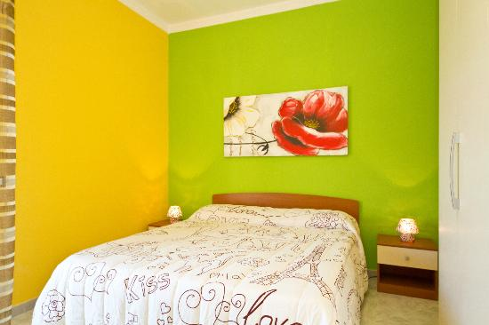 Bed And Breakfast Il Girasole : Stanza Maxi