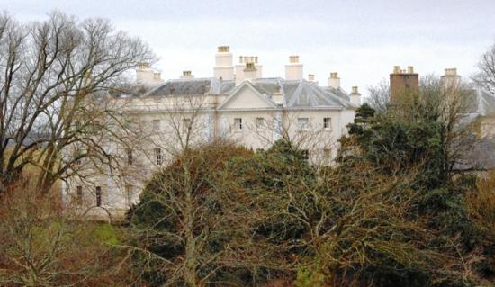 Saltram Gardens (National Trust): Saltram House