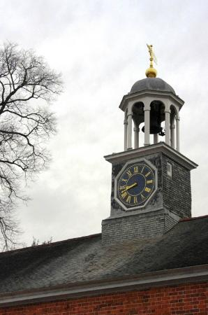 Saltram Gardens (National Trust): Clock Tower