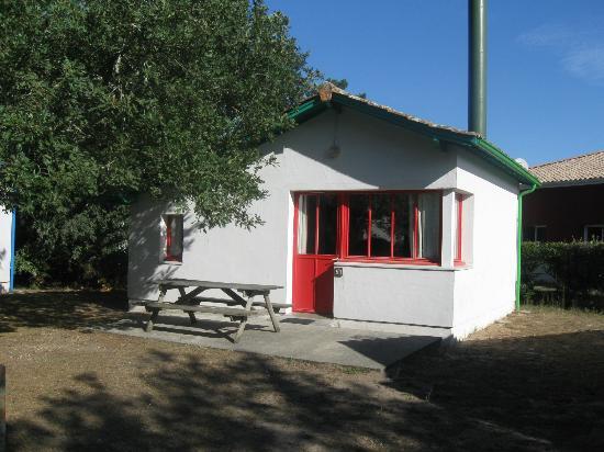 """Residence Village Club les Rives de Saint Brice : Logement : """"Maison de pecheur"""""""