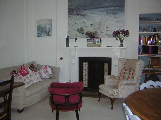 South Penarth B&B: guest lounge area