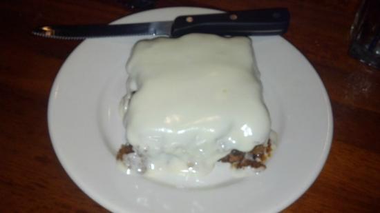 J. Alexander's Restaurant: Carrot Cake