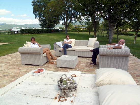 Villa Collepere: Si sta bene qui, perchè andare in giro?
