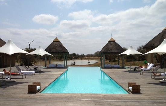 Kapama Southern Camp: Kapama River Lodge Spa