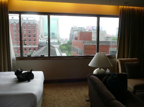Sheraton Grand Taipei Hotel: View of the Taipei Station area