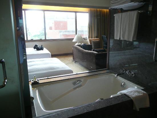 Sheraton Grand Taipei Hotel: bath room