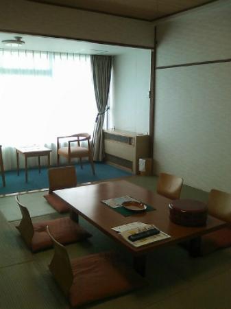 Kamogawa Sea World Hotel : 部屋