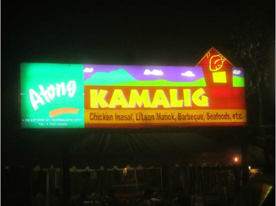 Atong Kamalig Chicken Inasal: @ night ...