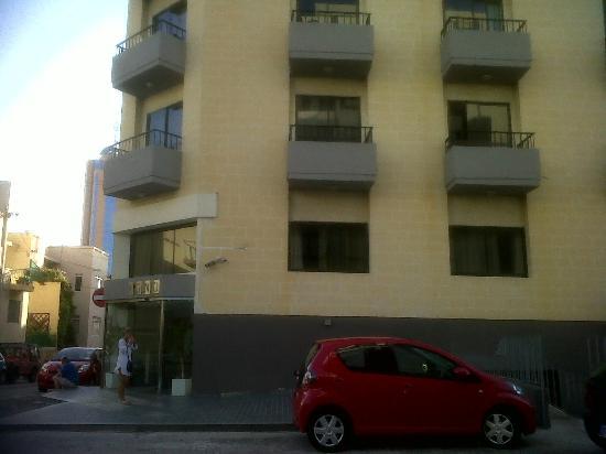 Argento Hotel: entrata