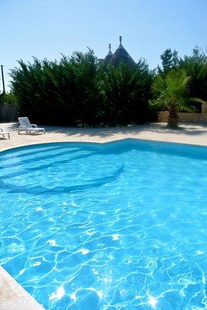 Vacanza in Puglia: piscina