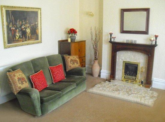 Clarendon Lodge: Lounge