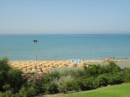 Licata, Italie : Veduta della spiaggia