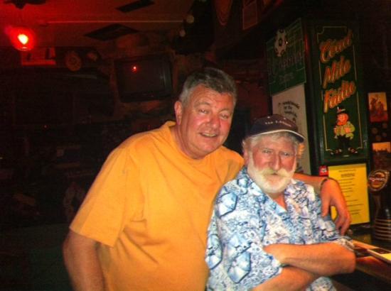 Mellow Loco Bar: The Irish Rover
