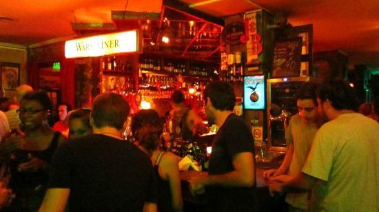The Temple Bar : Main Bar