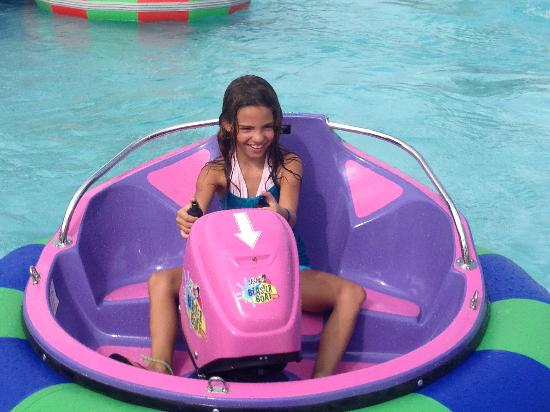 Zoomers Amusement Park: Cool off with our Bumper Boats!