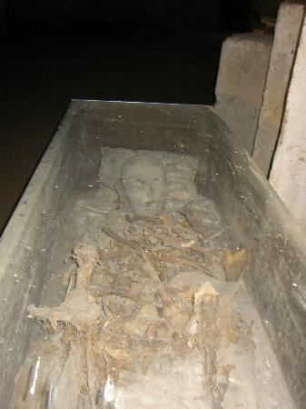 Cimitero delle Fontanelle: Nobili resti