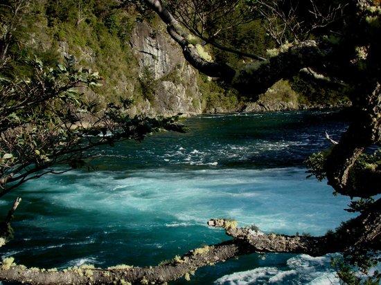Puerto Varas, Şili: Río Petrohué