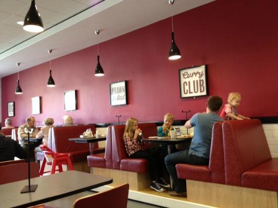 Morrisons cafe st albans hatfield rd restaurant