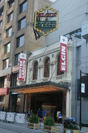 Theatre Facade On Yonge Street Picture Of The Elgin Winter Garden Theatre Centre Toronto