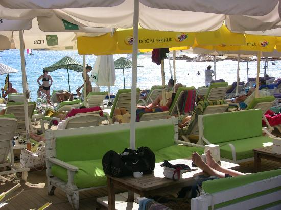Dedeman Club Bodrum: Bitez Beach - 'New Season'
