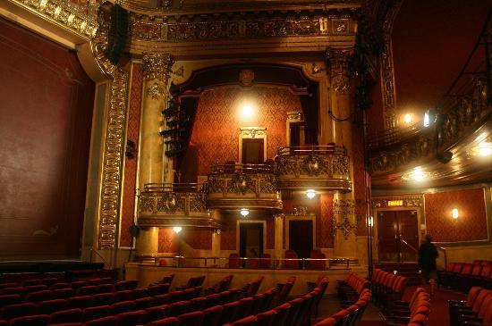 Elgin Theatre Boxes Picture Of The Elgin Amp Winter Garden