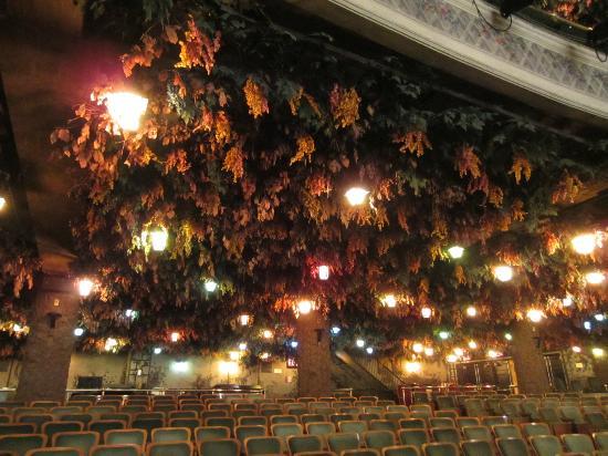 Piano On Stage Picture Of The Elgin Winter Garden Theatre Centre Toronto Tripadvisor