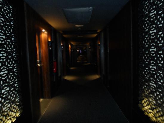 Sofitel Agadir Thalassa Sea & Spa: Hallway