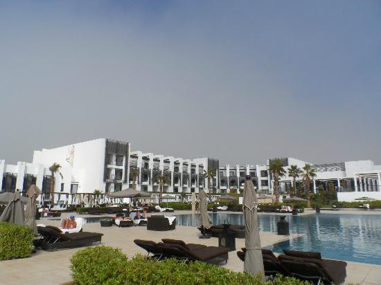 Sofitel Agadir Thalassa Sea & Spa: Hotel