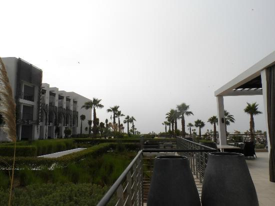 Sofitel Agadir Thalassa Sea & Spa: Beach