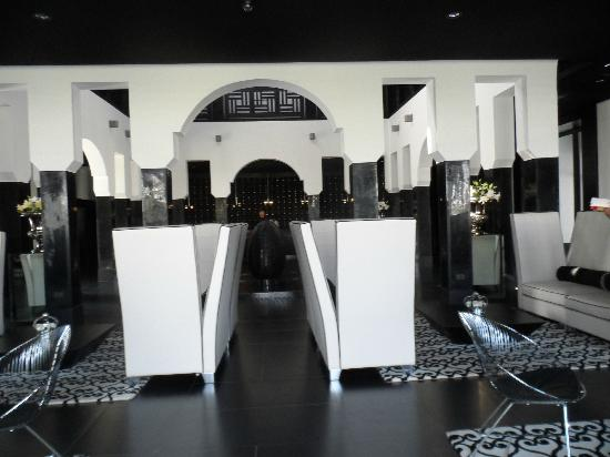 Sofitel Agadir Thalassa Sea & Spa: Lobby