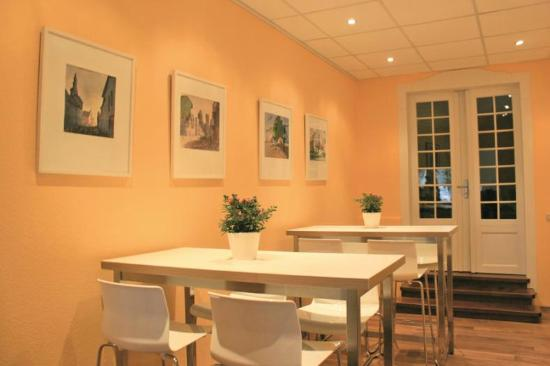 Landhotel Zum Pottkuchen: Lounge Konferenzraum