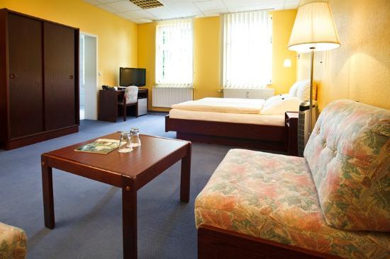 Landhotel Zum Pottkuchen: Doppelzimmer