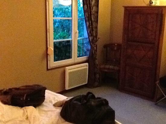 Le Clos de Mutigny : Bedroom window