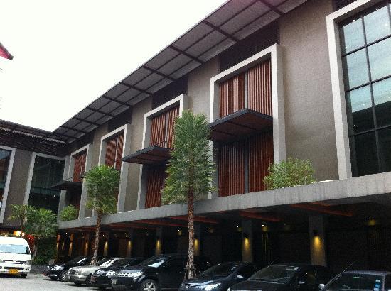 Siam Swana Hotel: Hotel rooms 
