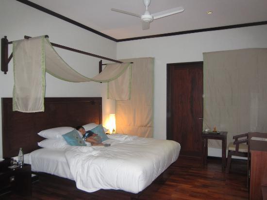 キリダラ ホテル, 部屋