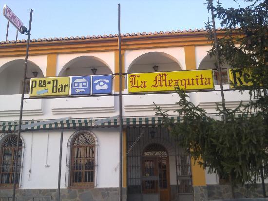 Restaurante-Pension La Mezquita