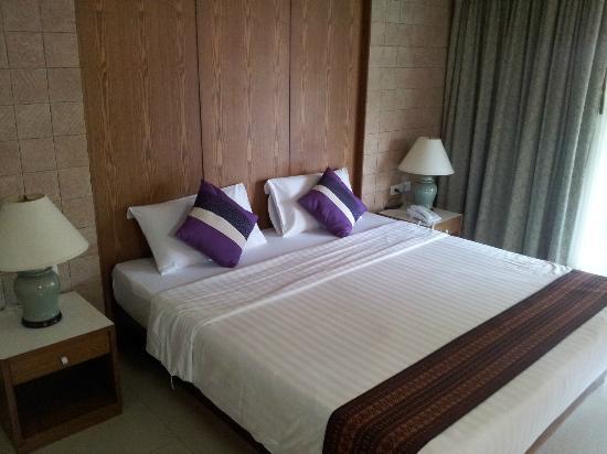 โรงแรมพีพี บันยัน วิลล่า: The room