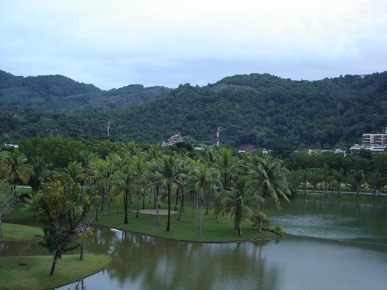 Hilton Phuket Arcadia Resort & Spa: View From the room