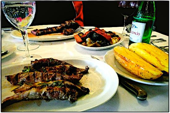 Fervor restaurant in Recoleta