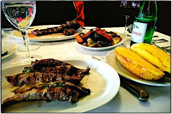 Реколета: Fervor restaurant in Recoleta
