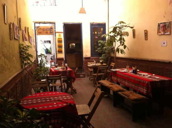 Cafe Casa Verde: Café Casa Verde Terasse