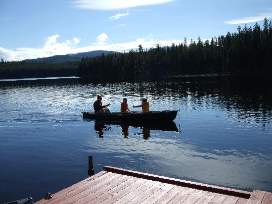 Idabel Lake Resort: Lake