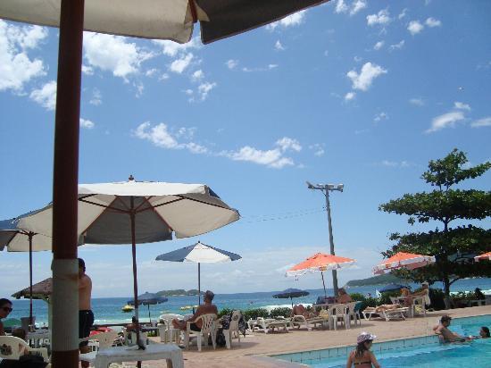 Ingleses Praia Hotel: Piscinas