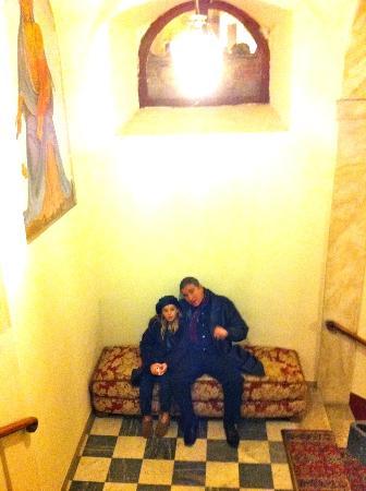 洋红寺院酒店照片