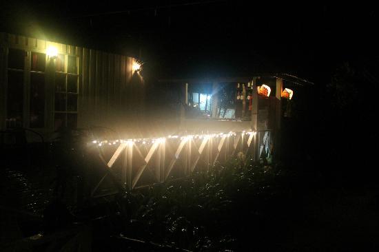 Slow Motion Restaurant & Lounge: es ist regenzeit