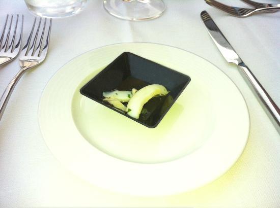 Restaurant Marina Grande: Compliment