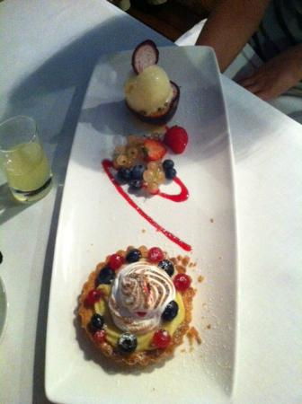 Restaurant Marina Grande: Desert