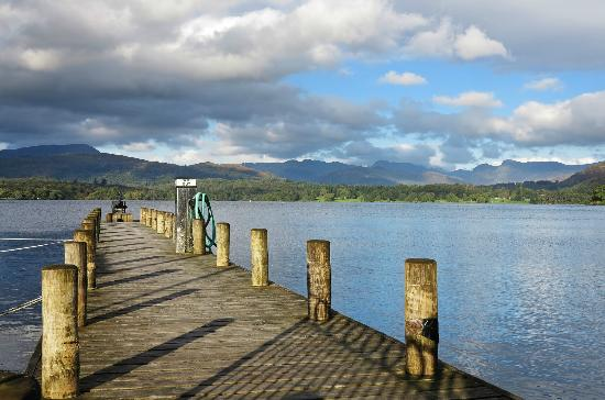 Low Wood Bay Resort & Spa: View of Lake Windermere from the Hotel